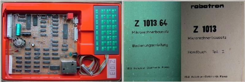 Вычислительная техника стран СЭВ. Часть первая. ГДР - 62