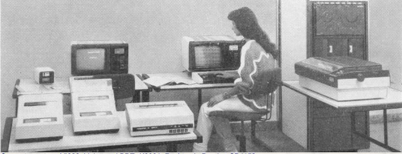 Вычислительная техника стран СЭВ. Часть первая. ГДР - 72