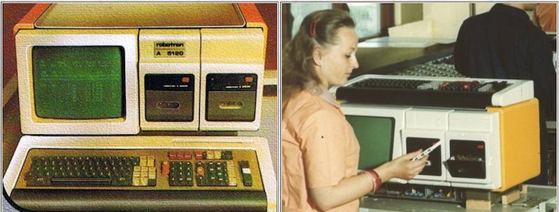 Вычислительная техника стран СЭВ. Часть первая. ГДР - 9
