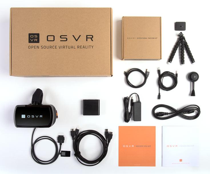 Цена OSVR HDK 2 равна $400