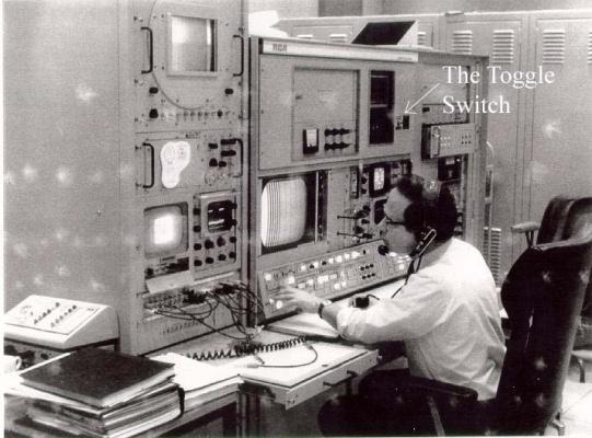 Переверните Армстронга или история трансляции первой лунной прогулки - 12