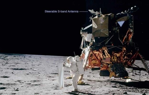 Переверните Армстронга или история трансляции первой лунной прогулки - 4