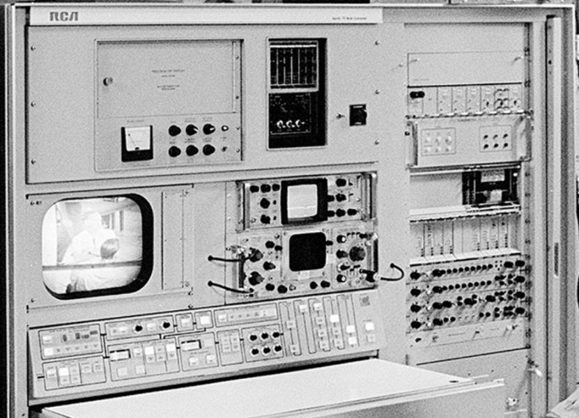 Переверните Армстронга или история трансляции первой лунной прогулки - 7