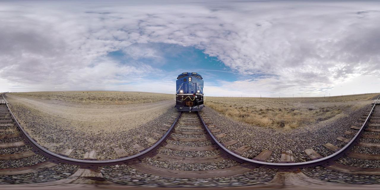 Кулуары VR. Библиотеки для отображения панорам 360* - 5