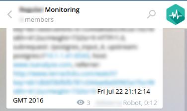 Мониторинг проектов с помощью месенджера на примере Nagios и Telegram, с разбором факапов из жизни Highload 24x7 - 3