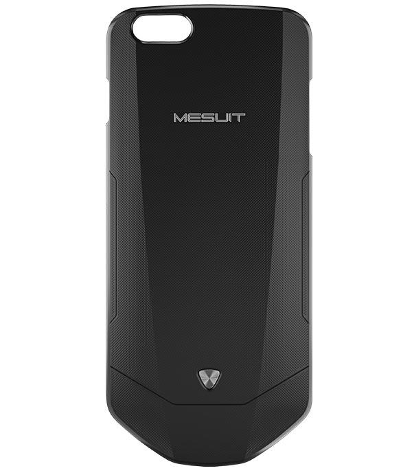 Использование Mesuit значительно уменьшает проблемы, связанные с использованием двух смартфонов