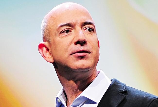 Глава Amazon с состоянием $65 млн поднялся на третье место в списке самых богатых людей по версии Forbes