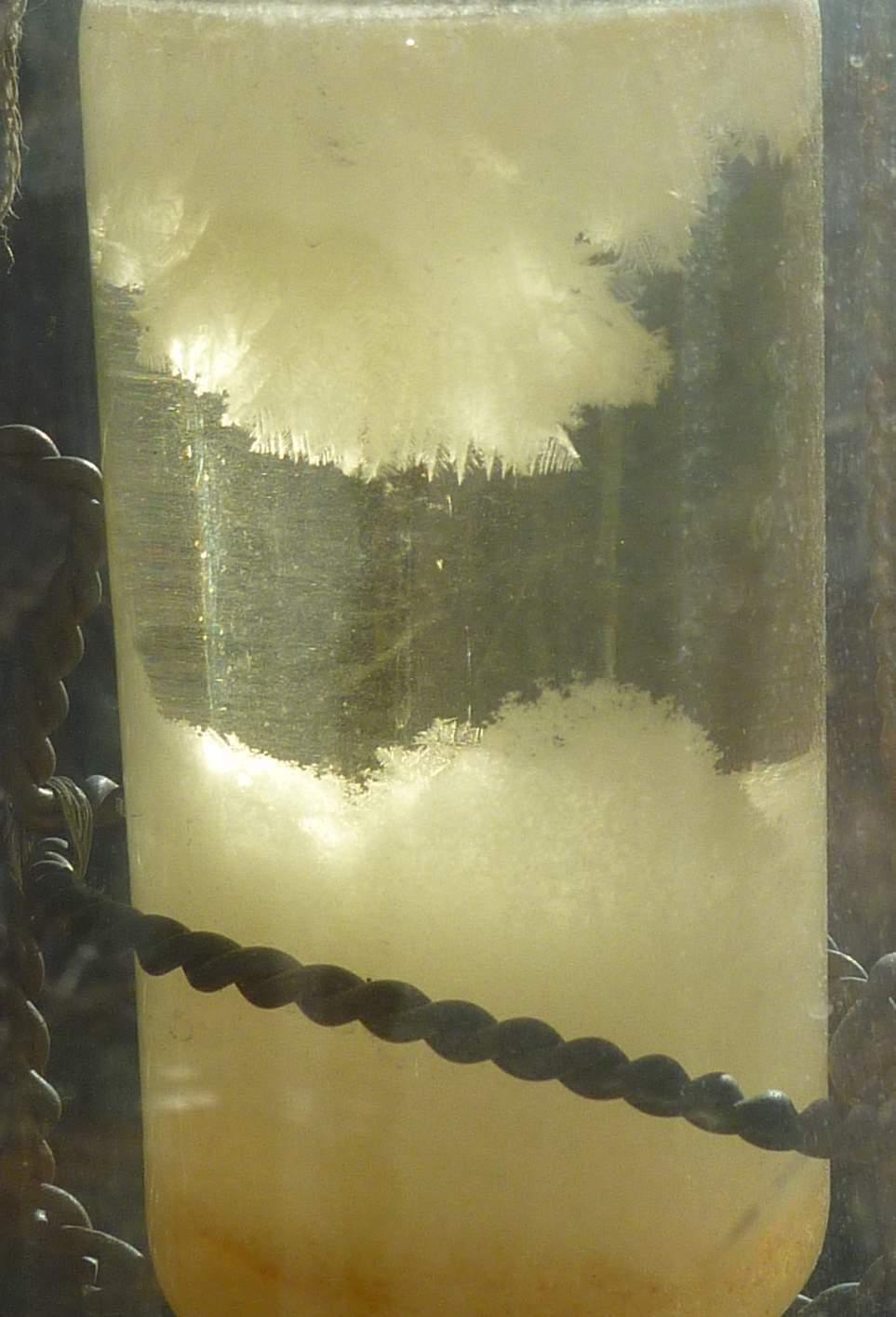 Загадка штормгласса — домашней метеостанции на элементной базе начала XIX века - 3