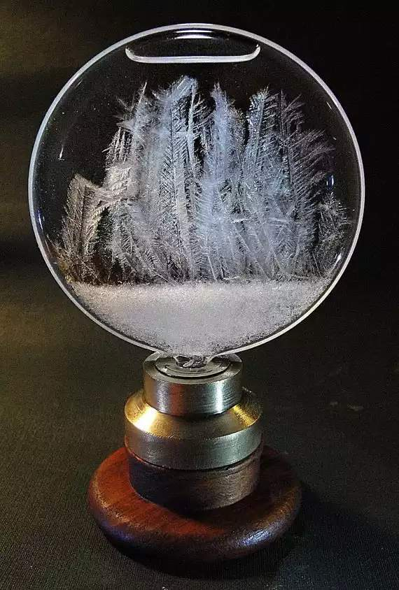 Загадка штормгласса — домашней метеостанции на элементной базе начала XIX века - 1