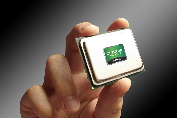 AMD создаст высокопроизводительный APU для серверного сегмента