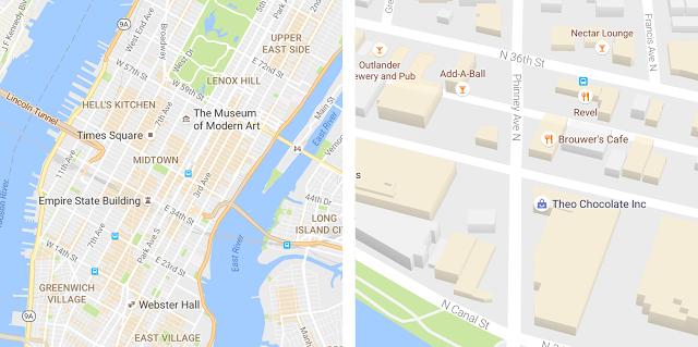 Google улучшила приложение Google Maps для ПК и мобильных - 2