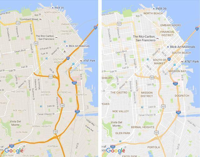 Google улучшила приложение Google Maps для ПК и мобильных - 1