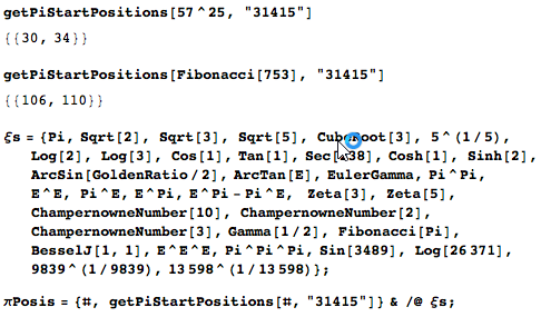 Даты среди цифр числа Пи: некоторые мысли с позиции статистики и нумерологии - 107