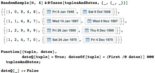 Даты среди цифр числа Пи: некоторые мысли с позиции статистики и нумерологии - 13