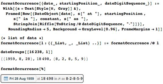 Даты среди цифр числа Пи: некоторые мысли с позиции статистики и нумерологии - 32