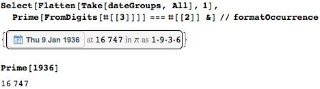 Даты среди цифр числа Пи: некоторые мысли с позиции статистики и нумерологии - 42