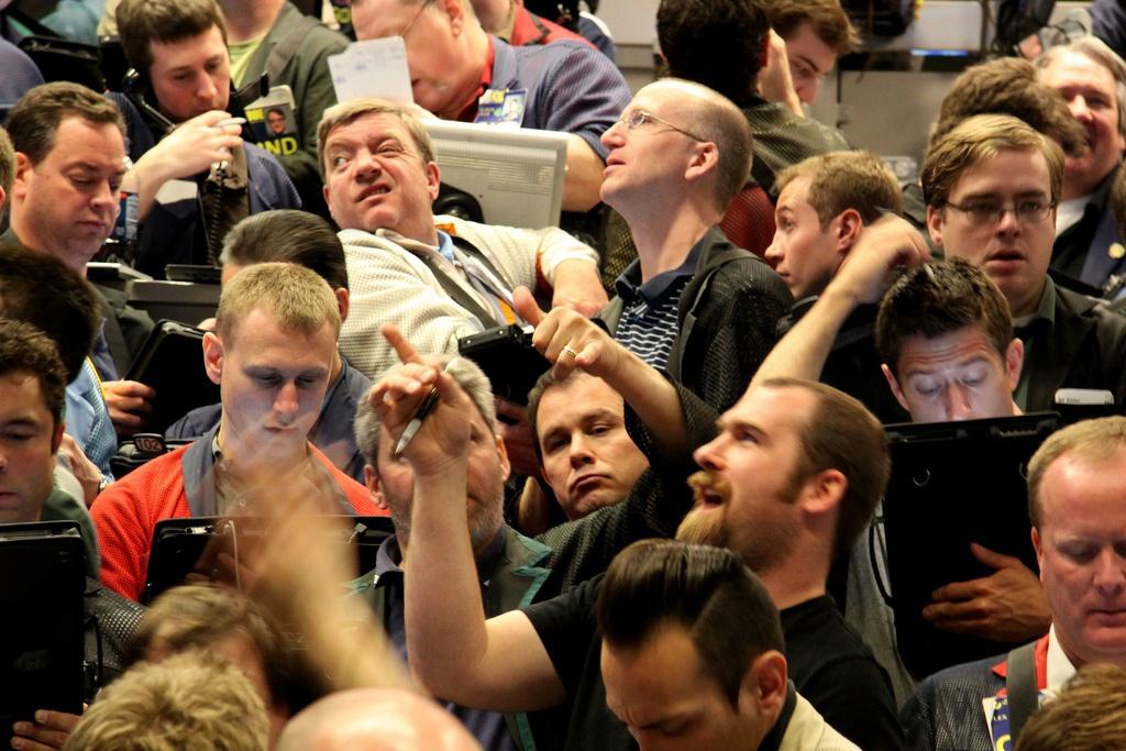 Как на самом деле устроена торговля на бирже: Простой алгоритм (часть 1) - 2