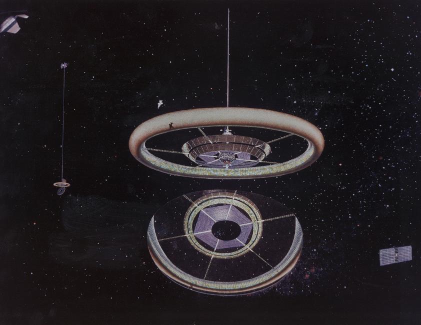 Космические жилища: как мы будем жить в космосе - 12