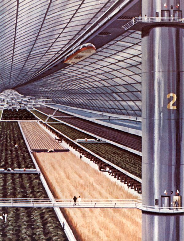 Космические жилища: как мы будем жить в космосе - 15