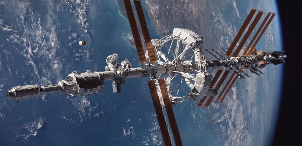 Космические жилища: как мы будем жить в космосе - 16
