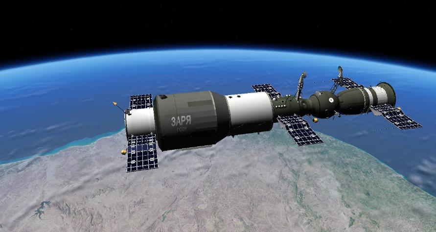 Космические жилища: как мы будем жить в космосе - 17
