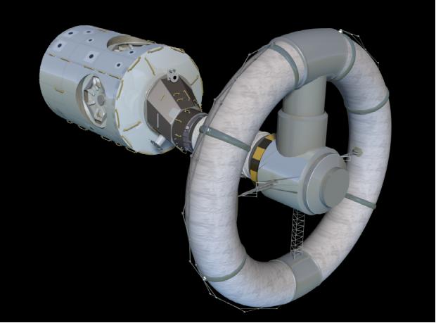 Космические жилища: как мы будем жить в космосе - 18