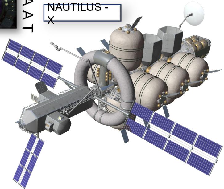 Космические жилища: как мы будем жить в космосе - 19