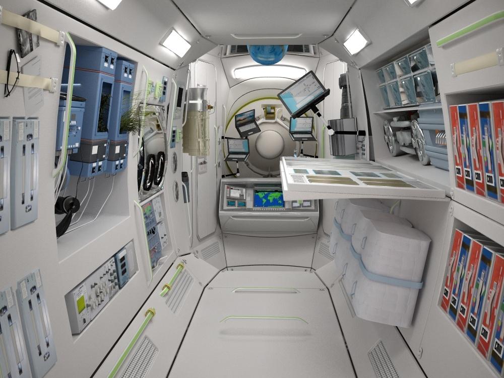 Космические жилища: как мы будем жить в космосе - 22
