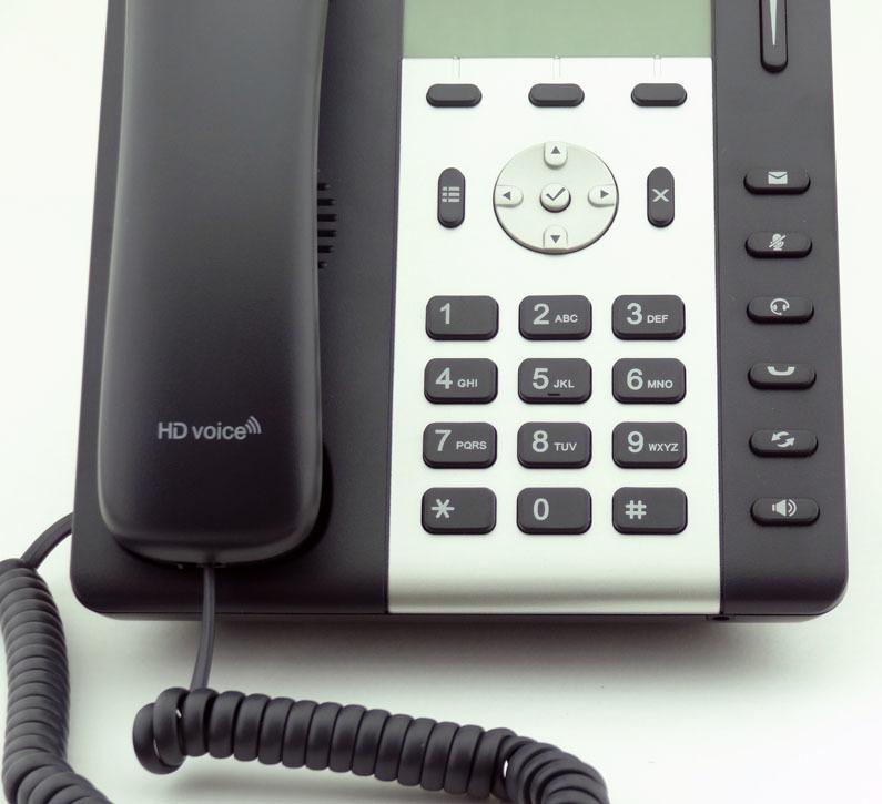 Обзор IP-телефона ATCOM R1L - 3