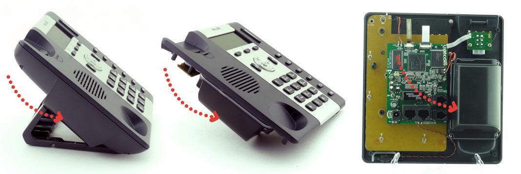 Обзор IP-телефона ATCOM R1L - 9