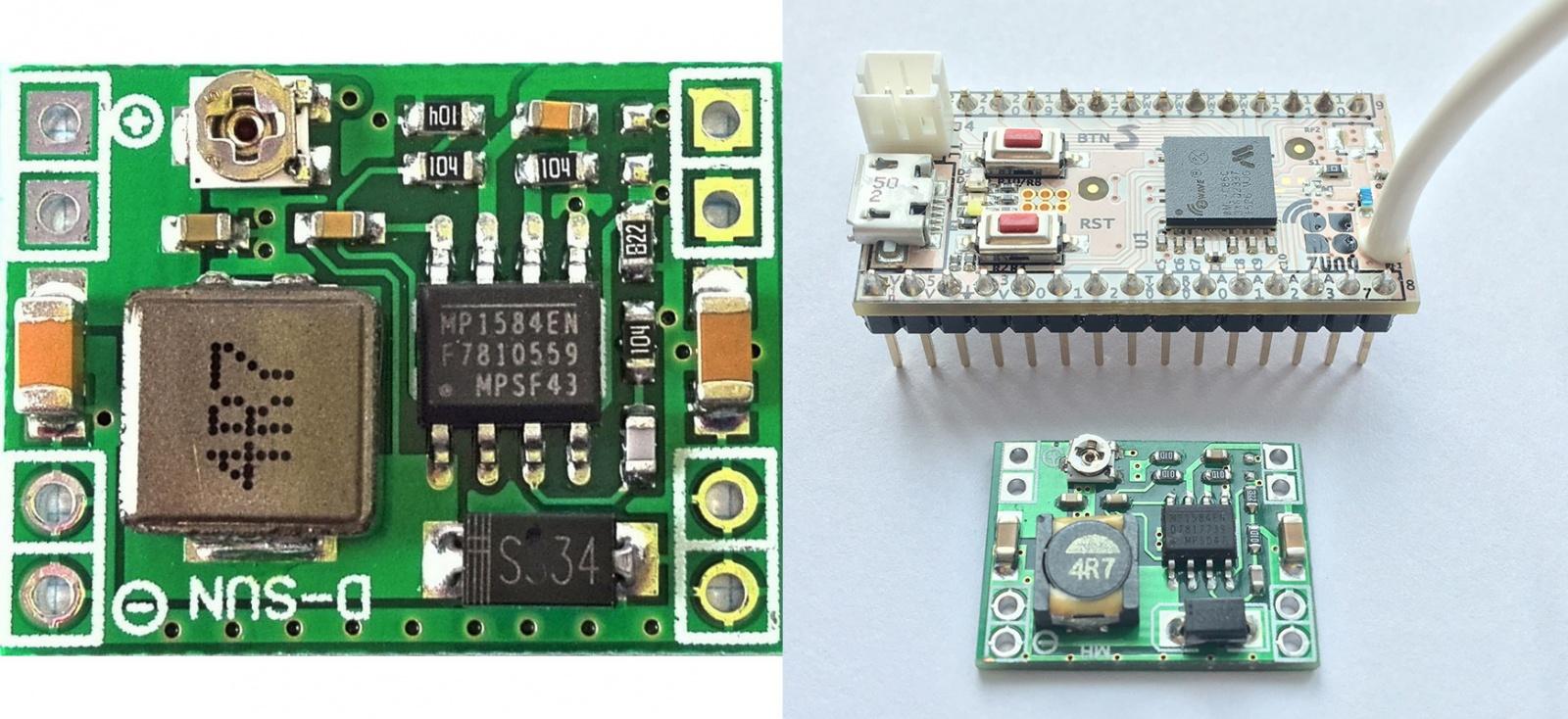 Разрабатываем Z-Wave устройство для управления пылесосом iRobot Roomba - 5