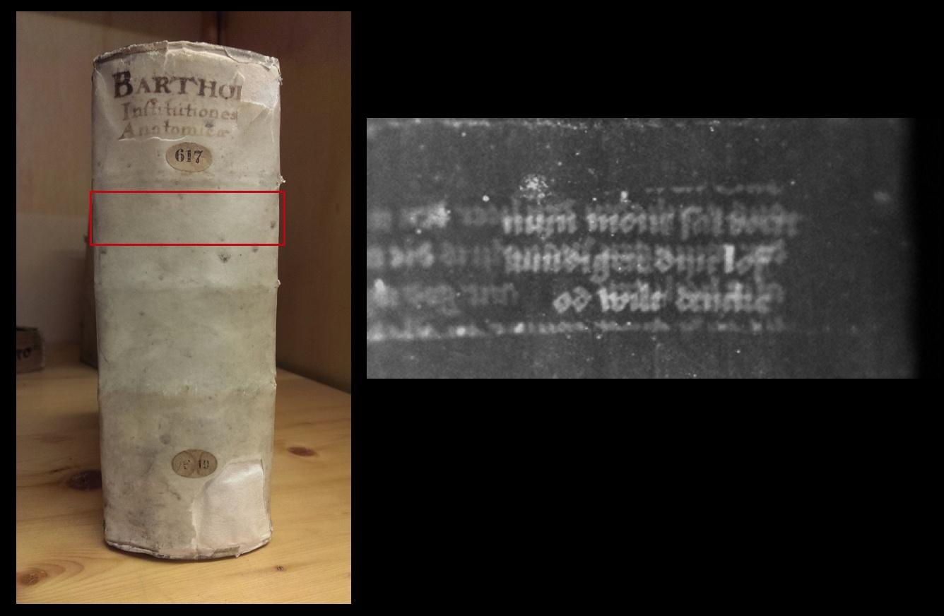 Рентгеновские лучи помогли найти спрятанную средневековую библиотеку - 7