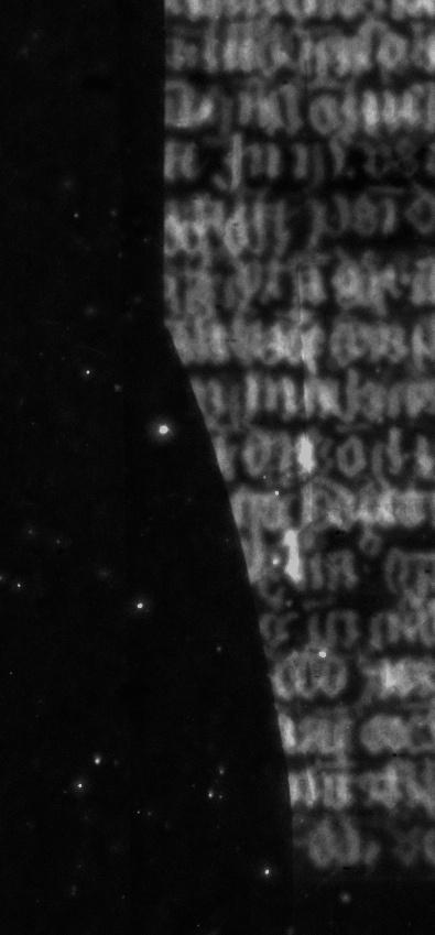 Рентгеновские лучи помогли найти спрятанную средневековую библиотеку - 9