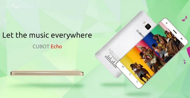 Смартфон Cubot Echo оснащен аудиочипом Awinic AW87319
