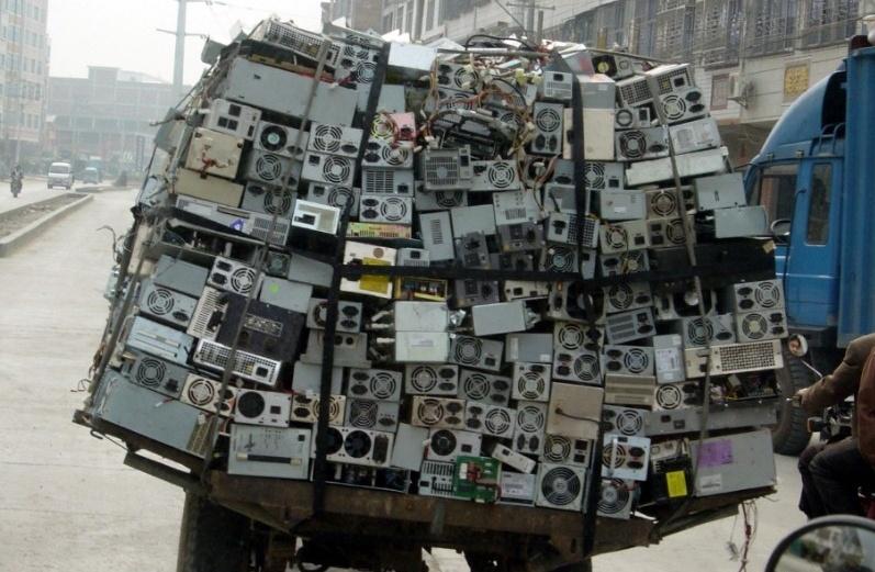 Старая электроника — ваш личный золотой запас - 2