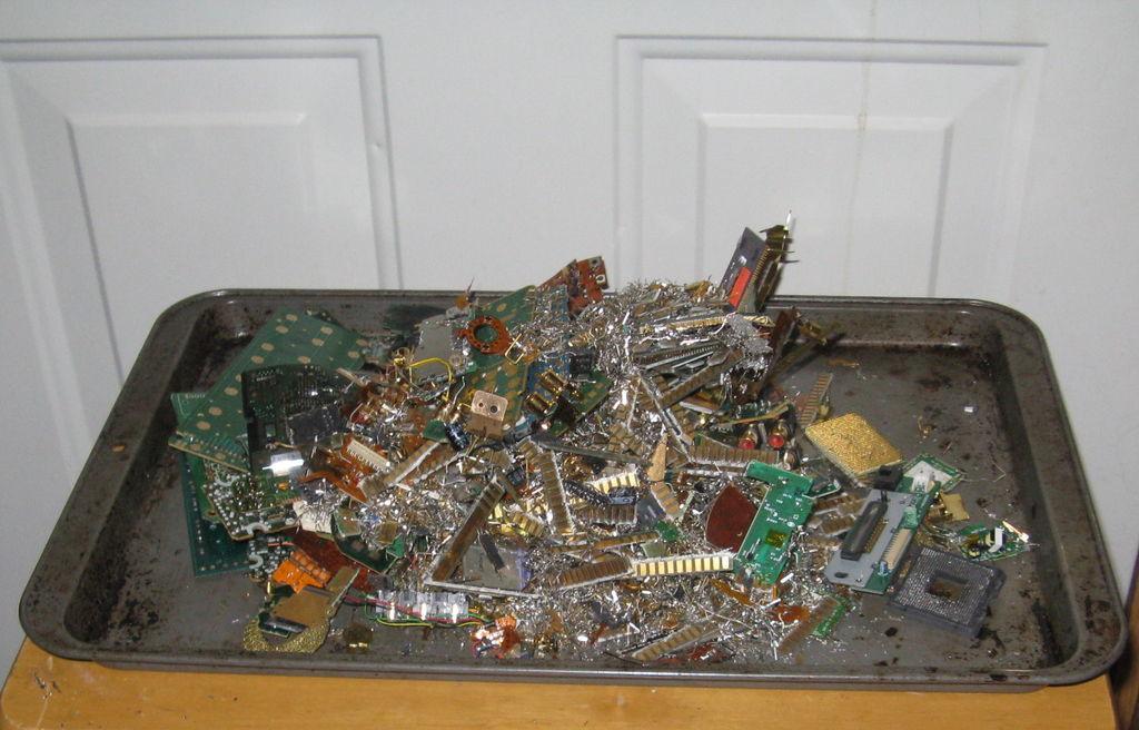 Старая электроника — ваш личный золотой запас - 7