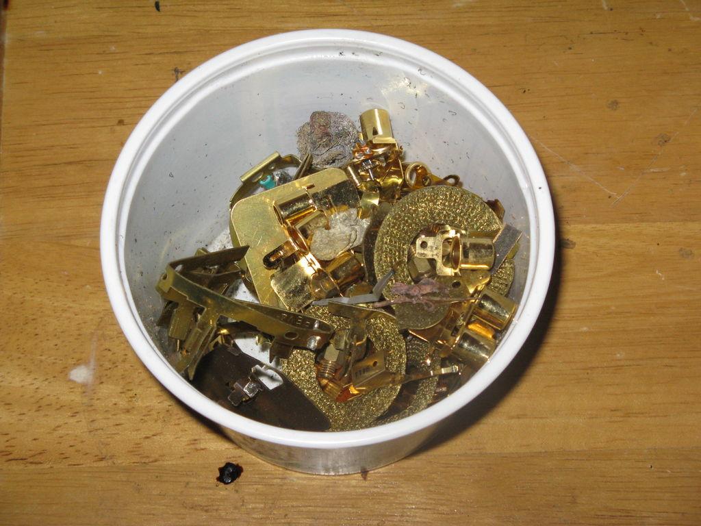 Старая электроника — ваш личный золотой запас - 8