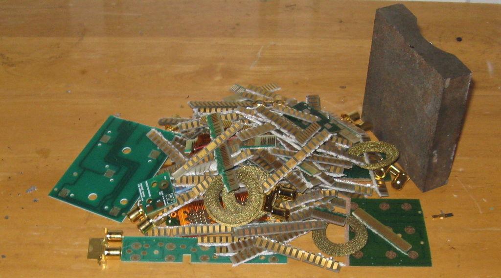 Старая электроника — ваш личный золотой запас - 9