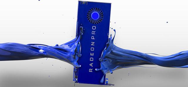 AMD представила карту Radeon Pro SSG с возможностью установки двух SSD - 1