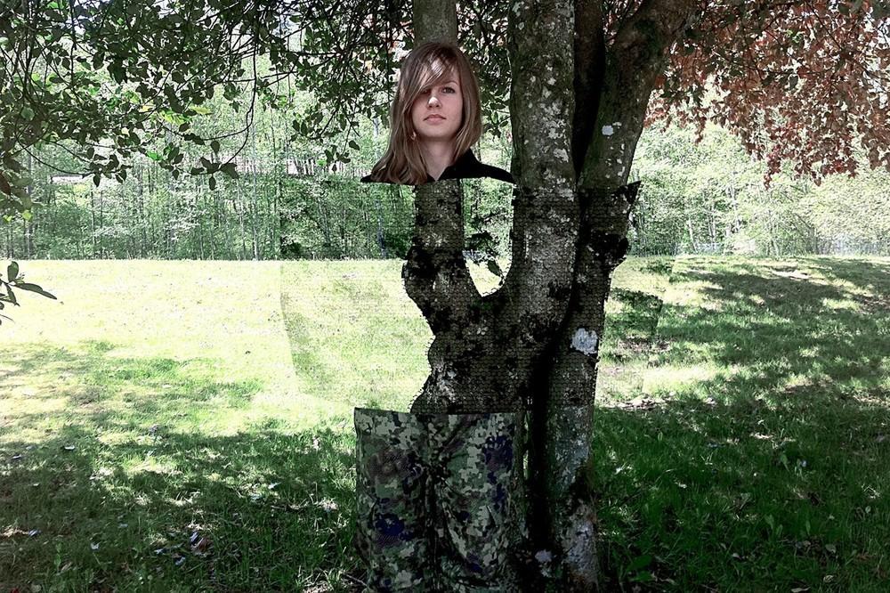 История камуфляжа и технологий «невидимости» - 23