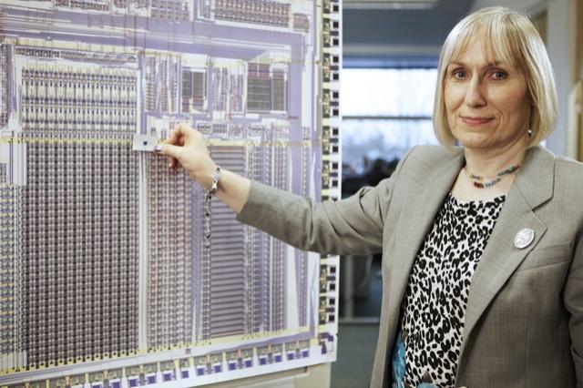Женщины, повлиявшие на развитие информационных технологий - 13