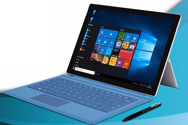 Планшет Vido W10 Elite явно создан с оглядкой на Microsoft Surface 3