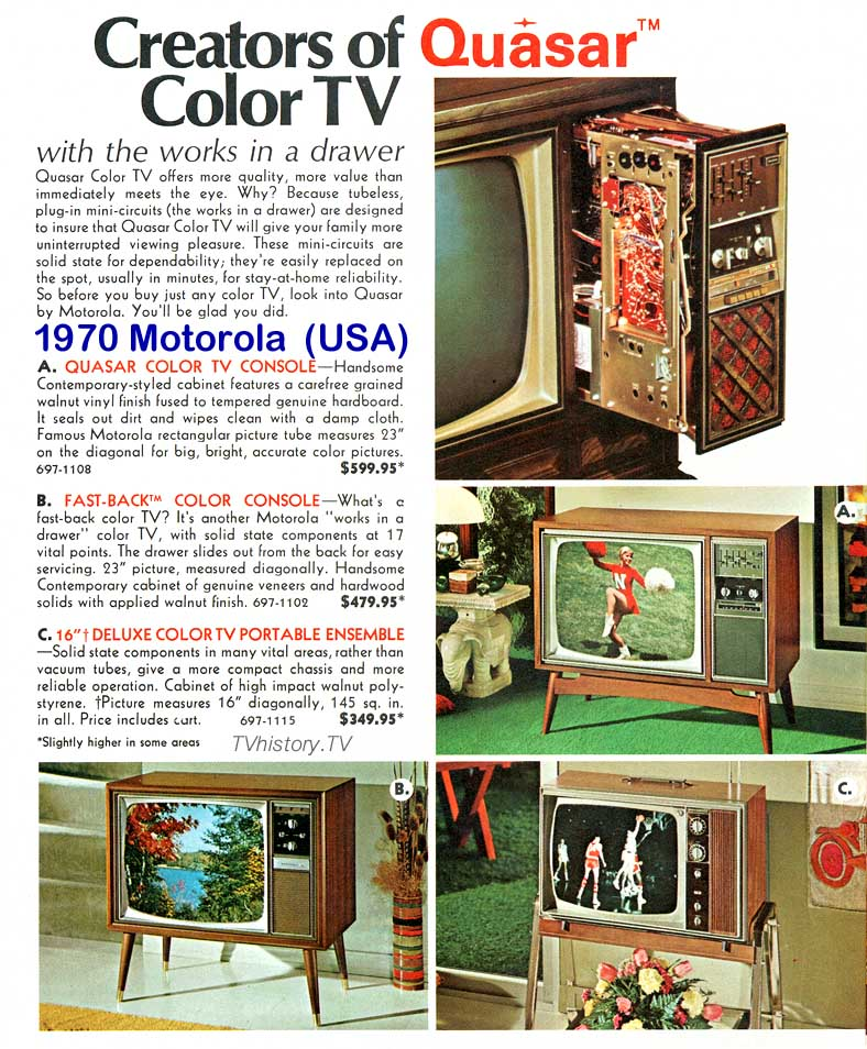 Цены на популярную электронику прошлого в сегодняшних деньгах: 1970-е годы - 20