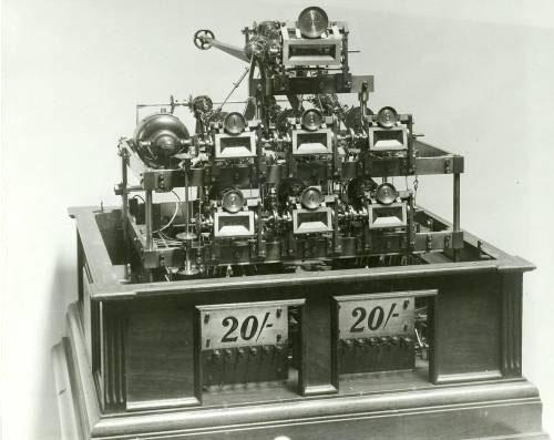 Доски тотализаторов: впечатляющие инженерные решения для ставок на бегах - 4