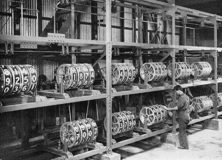 Доски тотализаторов: впечатляющие инженерные решения для ставок на бегах - 1