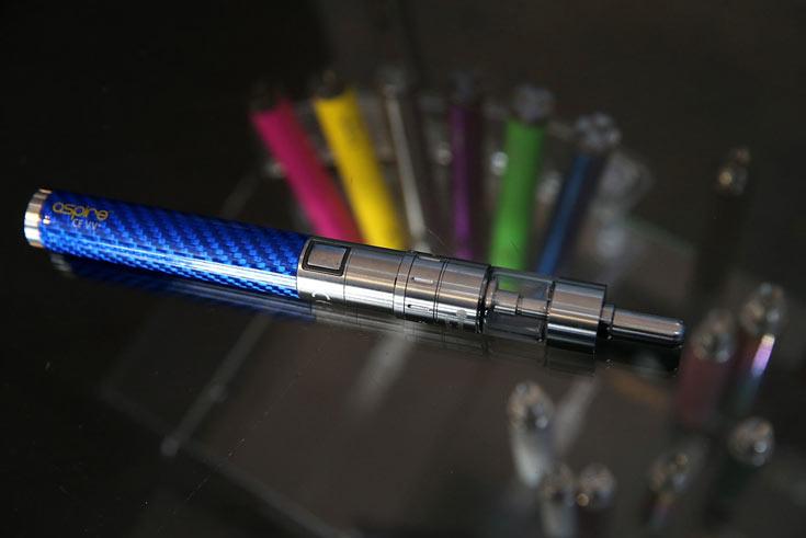В парах электронных сигарет выявлены канцерогенные вещества