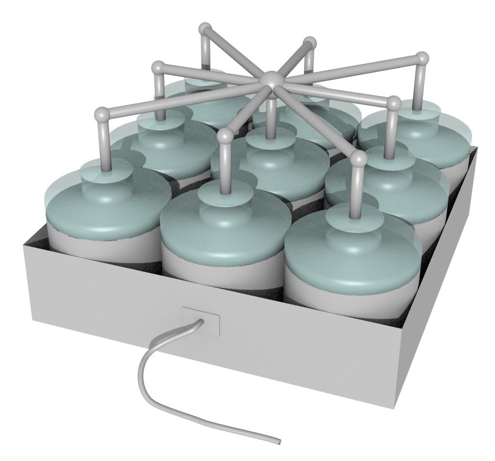 История конденсаторов часть 1: первые открытия - 3