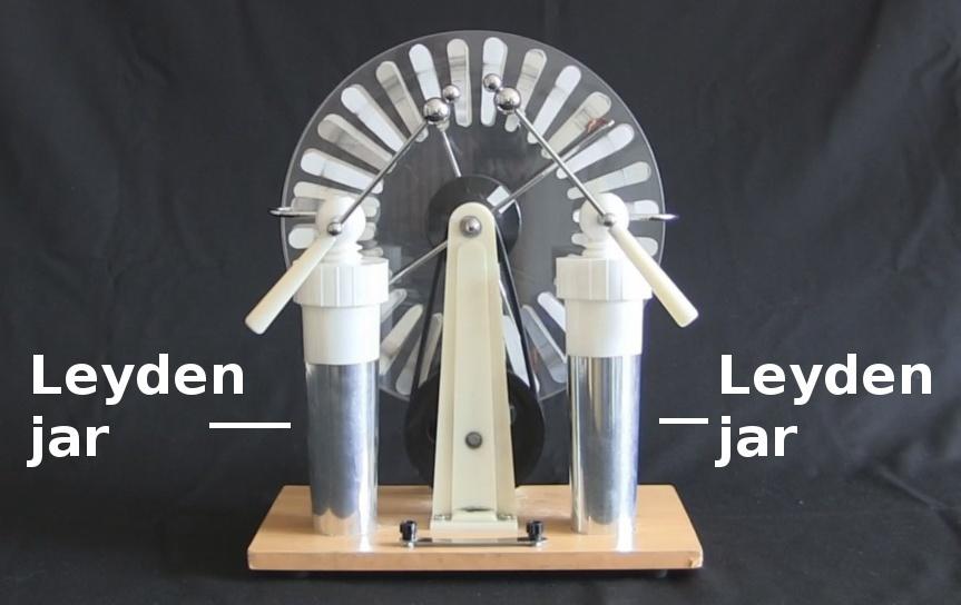 История конденсаторов часть 1: первые открытия - 7