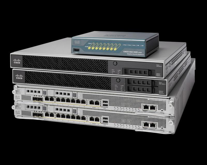 МСЭ нового поколения Cisco Firepower серии 4100 крупным планом - 1