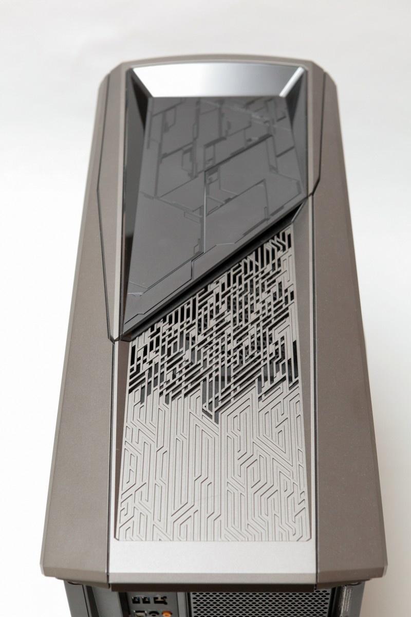 Обзор игрового системного блока ASUS ROG GT51CA - 16